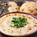 طرز تهیه حمص غذای معروف و خوشمزه لبنانی