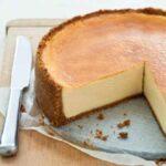 کیک پنیر تنوری (شیرینی ترش و شور و شیرین برای مهمانی های عصرانه )