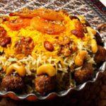 طرز تهیه پلو بخارا غذای بسیار خوشمزه و معروف کشور ازبکستان