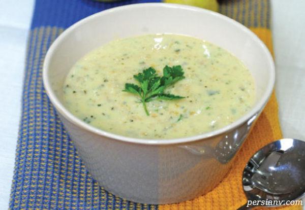 سوپ ماست , سوپ خوشمزه ای که تا حالا نخورده اید