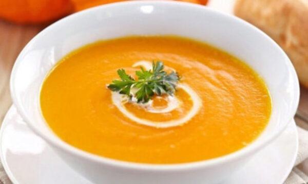 سوپ پرتقال سوپی جدید و خوشمزه