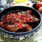 طرز تهیه خورش ناردون ویژه شب یلدا