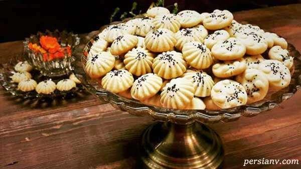 شیرینی های خانگی عید نوروز