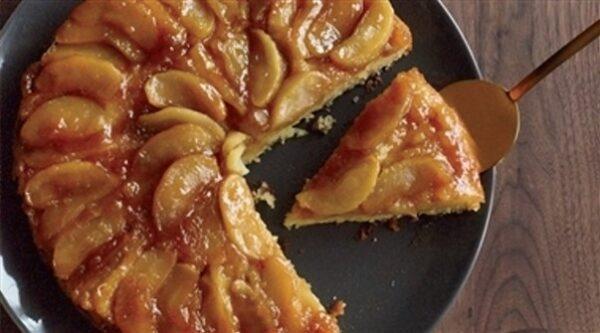 دستور درست کردن انواع دسر (سیب کاراملی)