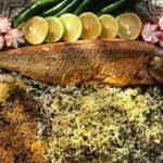 سبزی پلو ماهی شب عید را با چه ماهی درست کنیم؟