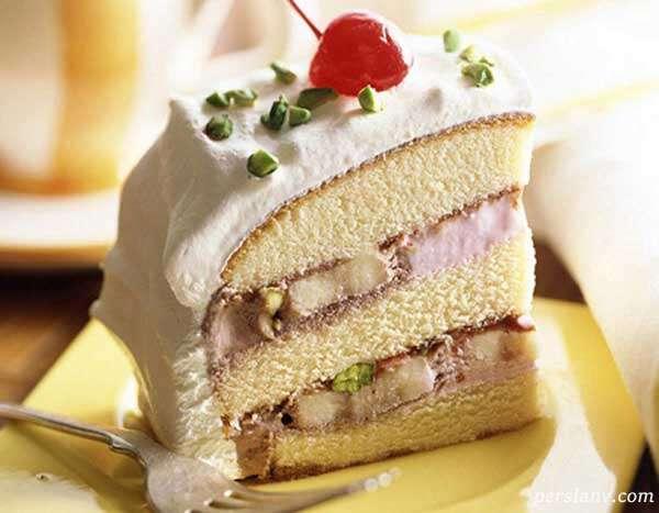 شیرینی خامه ای