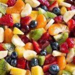 طرز تهیه میوه کبابی!