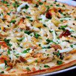 طرز تهیه پیتزا مرغ خوشمزه