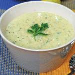 طرز تهیه سوپ ماست