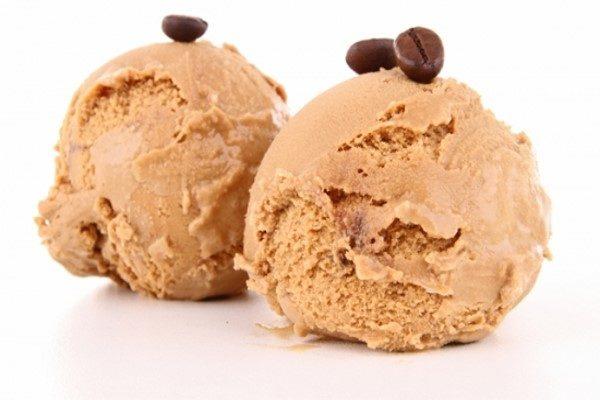 بستنی با قهوه