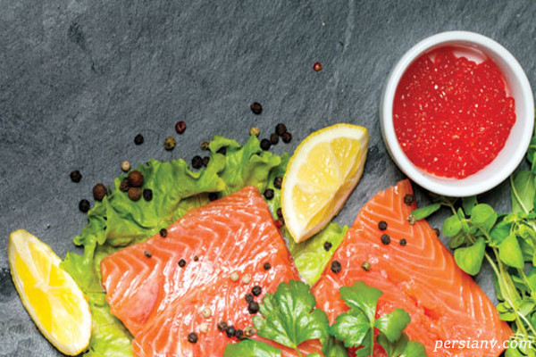 نکات طلایی در طبخ و مصرف ماهی سالمون