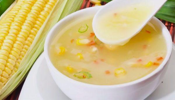 سوپ ذرت
