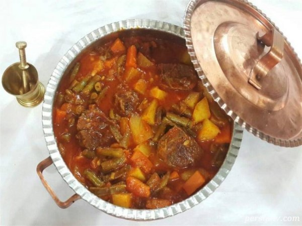 طرز تهیه سوپ لوبیا