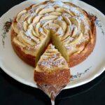 کیک سیب فقط با دارچین خوشمزه میشه!