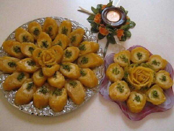 دسر حلوای موز ، دسری خوشمزه برای افطار