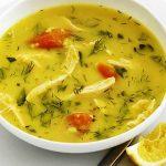 یک سوپ خوشمزه مخصوص ماه رمضان