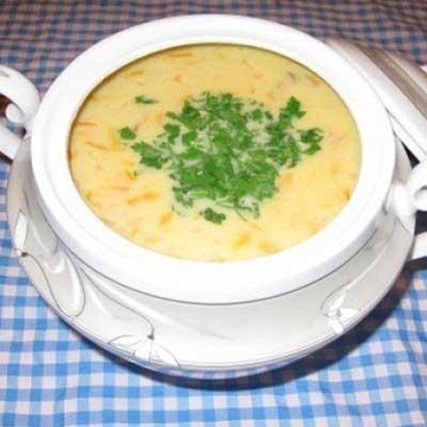 سوپ برای افطاری