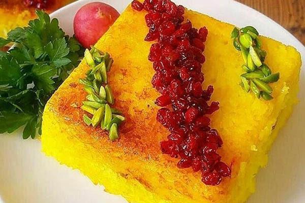 طرز تهیه ته چین لوبیا سبز ، غذایی خوشمزه برای افطار