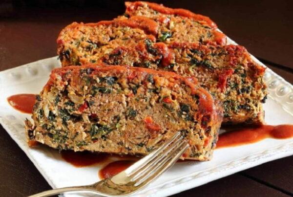 طرز تهیه رولت گوشت با زرشک