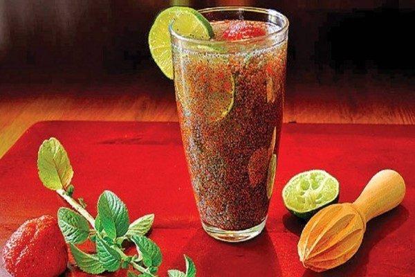 نوشیدنی رفع عطش ماه رمضان