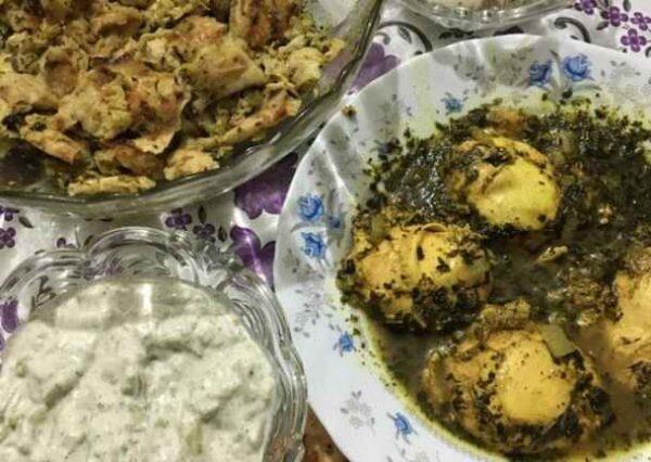 آب پیازک شیرازی