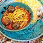 این خورش سنتی را یه جور دیگه برای افطار آماده کنید
