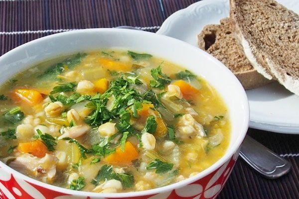 سوپ تابستانی