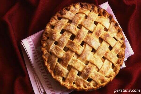 طرز تهیه پای سیب خانگی