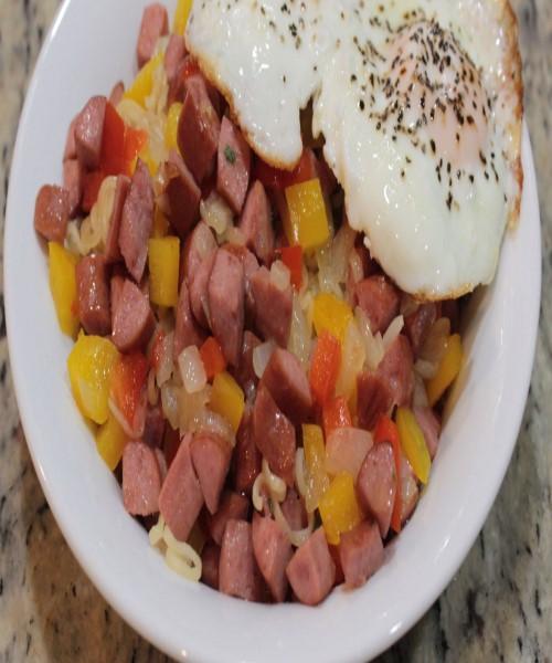 طرز تهیه یک سوسیس تخم مرغ خوشمزه