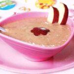 آموزش درست کردن دسر پوره میوه خوشمزه برای کودکان