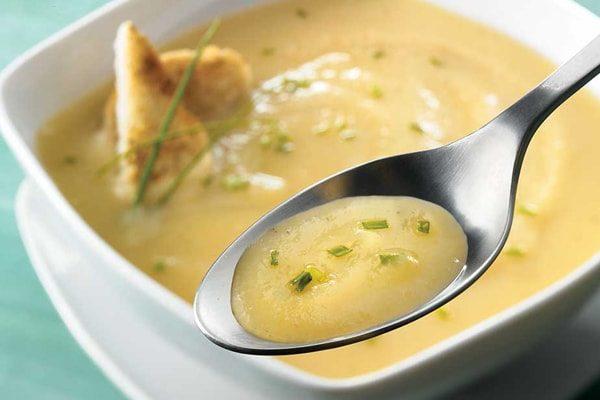 سوپ گیاهی برای سرماخوردگی
