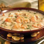 طرز تهیه سوپ میگو