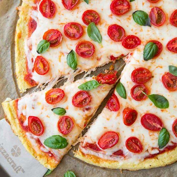 طرز تهیه پیتزا فوری رژیمی
