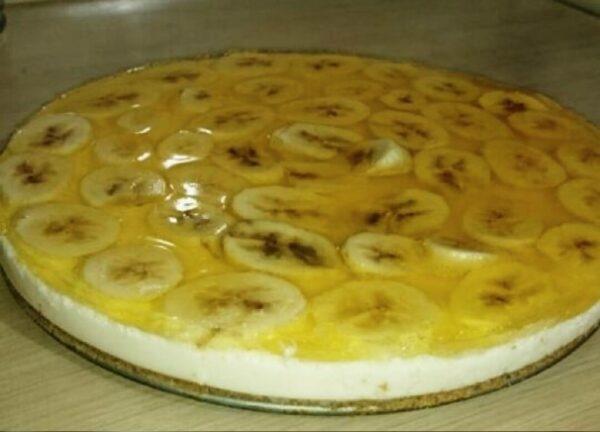 کیک موزی