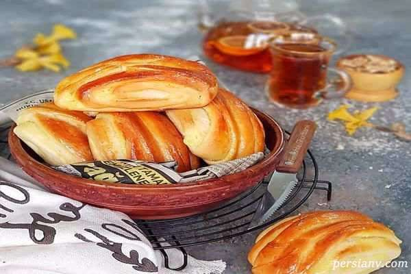 نان مغزدار نروژی