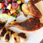 آموزش تصویری تهیه مرغ بریان خوشمزه