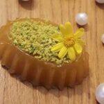 طرز تهیه حلوای آرد سمولینا و پنیر