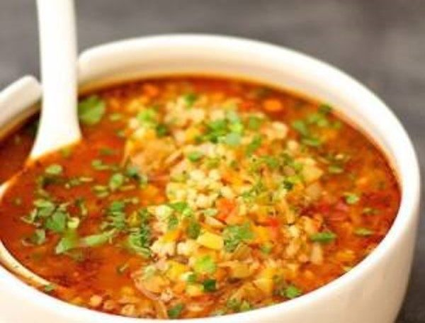 سوپ جو رژیمی