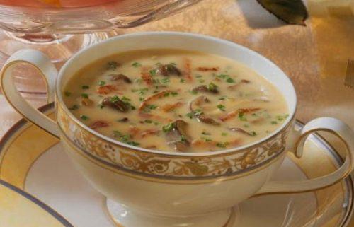 سوپ خوشمزه برای سرما خوردگی