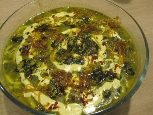 آش نذری شیرازی
