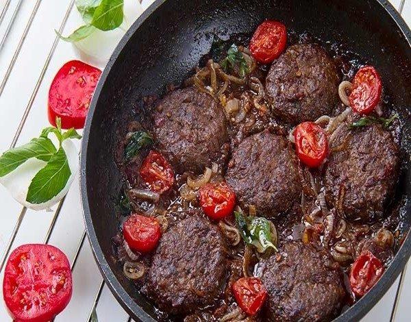 طرز تهیه شامی ترش ، غذای مناسب برای مسافرت !
