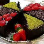 طرز تهیه یک کیک شکلاتی خوشمزه