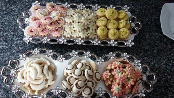آموزش چند مدل شیرینی خوشمزه برای عید