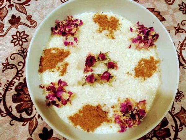 شیربرنج هندی