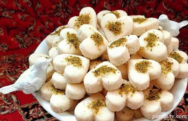 شیرینی عید نوروز خانگی