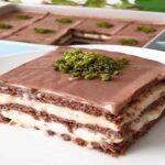 طرز تهیه بیسکویت و شکلات ژله ای