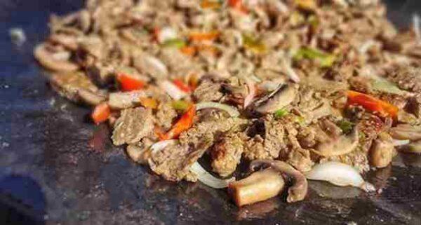 طرز تهیه کباب ترکی خانگی و خوشمزه