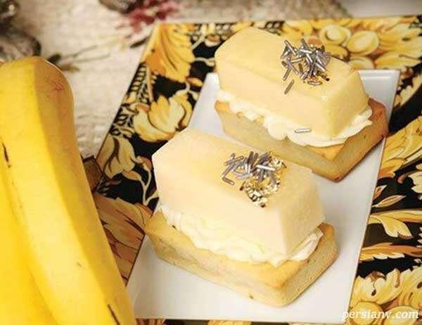 طرز تهیه کیک انبه یک کیک خوشمزه