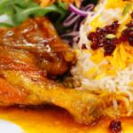 طرز تهیه خوراک مرغ و هویج ، یک خوراک خوشمزه مخصوص وزن کم کردن