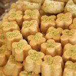 شیرینی خوشمزه برای عید نوروز ، شیرینی نخودچی
